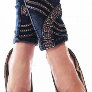 jeans elásticos colombianos talle alto
