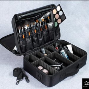 Bolsa de Maquillaje Profesional Cosmetiquera