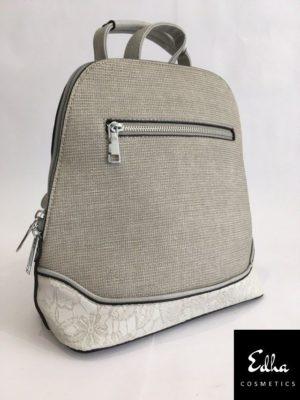 mochila mujer de moda con cremalleras