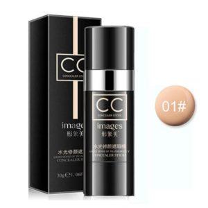 cc cream con aplicador cepillo