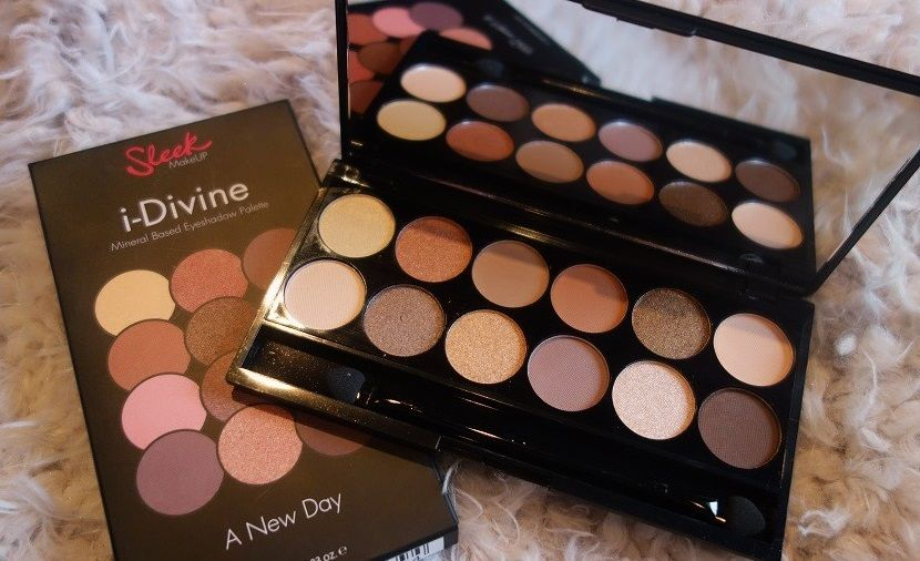 paleta de sombras sleek make up i divine a new day