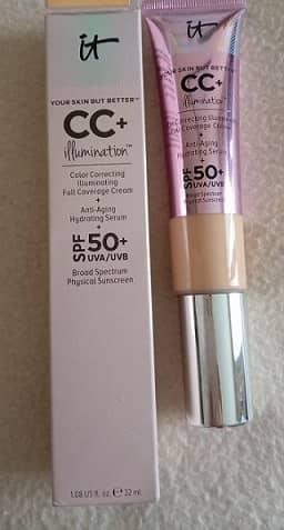 ofertas cc cream it cosmetics cc cream
