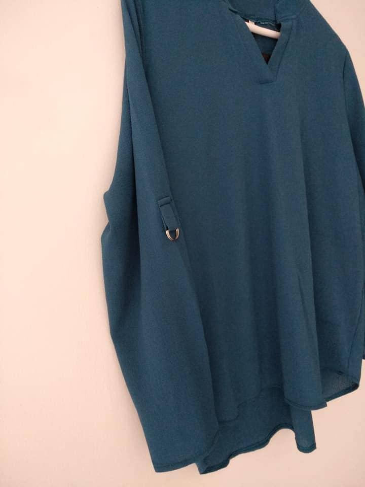 comprar blusa elegante manga larga
