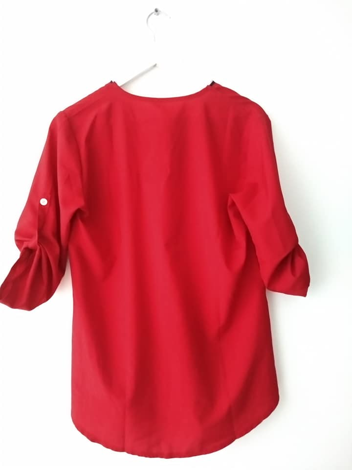 ofertas en blusas sexy escotadas